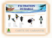 Filtration Durable